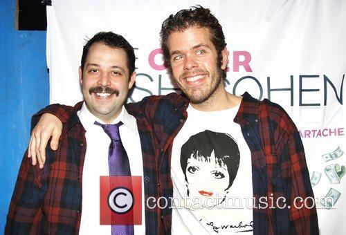 Steve Rosen, Perez Hilton Opening, The Other Josh Cohen and Playhouse. New York City 3