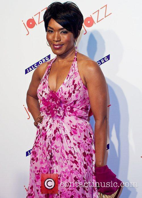 Angela Bassett  attending 'The Paul Simon Songbook'...