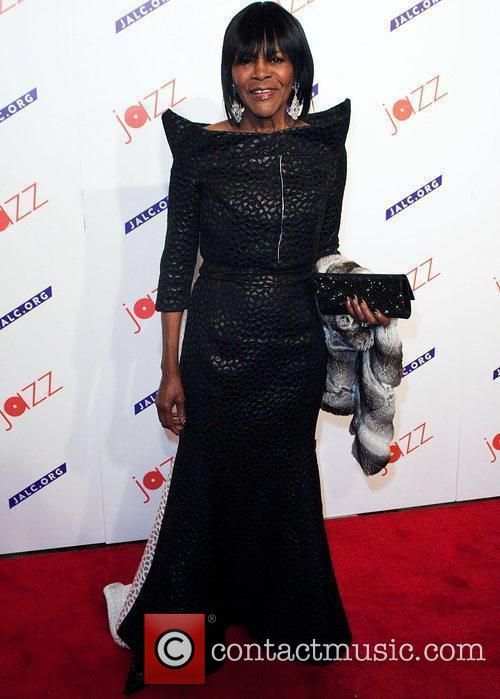Cicely Tyson  attending 'The Paul Simon Songbook'...