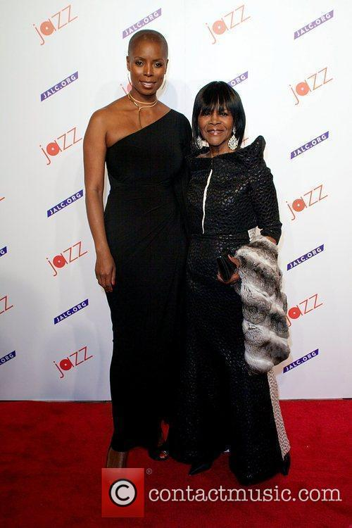 Cidra Smith and Cicely Tyson attending 'The Paul...