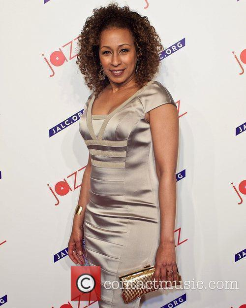 Tamara Tunie  attending 'The Paul Simon Songbook'...