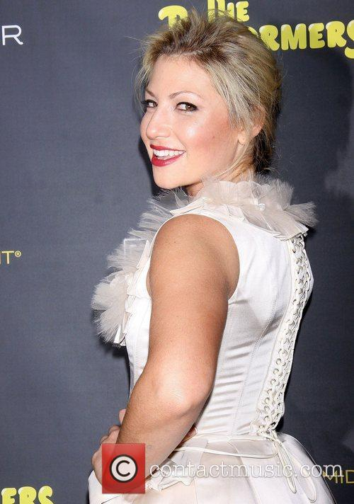 Ari Graynor, Dolce, Gabbana, The Performers and Espace. New York City 2
