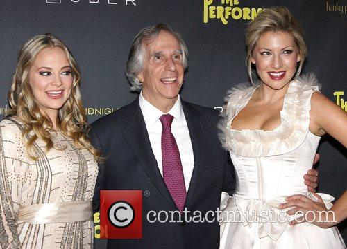 Jenni Barber, Henry Winkler, Ari Graynor, The Performers and Espace. New York City 3