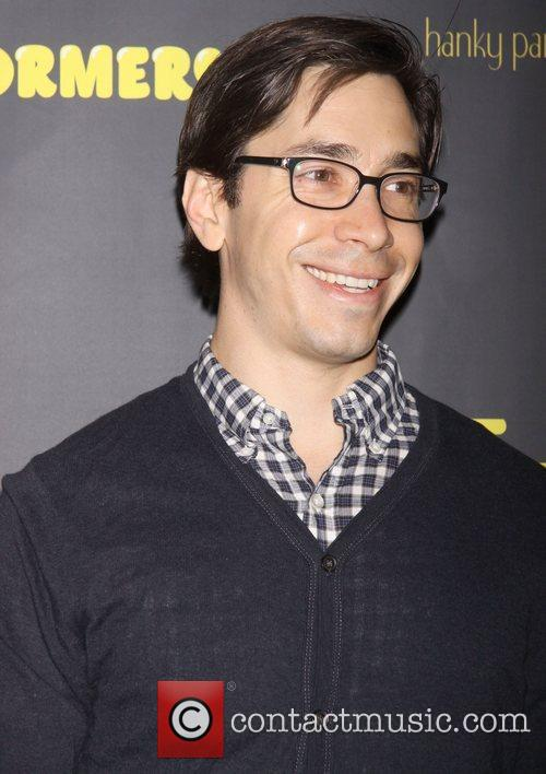 Justin Long  attends the premiere of 'The...