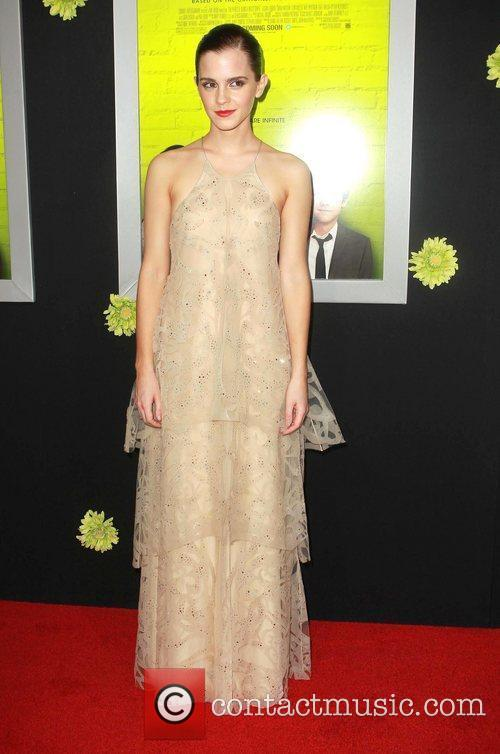 Emma Watson  The Los Angeles Premiere of...
