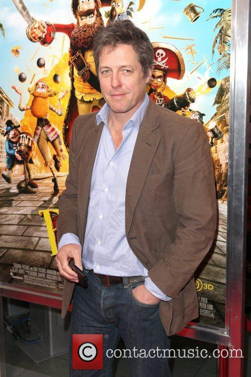 Hugh Grant  'The Pirates: Band of Misfits'...