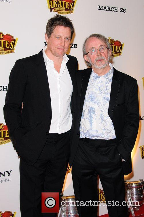 Hugh Grant and Peter Lord 3