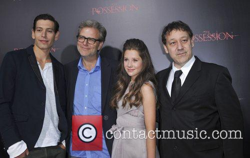 Paul Miller, Ole Bornedal, Sam Raimi and Arclight Cinemas 2