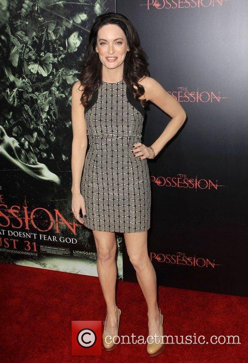 Alex Lombard The premiere of 'The Possession' held...