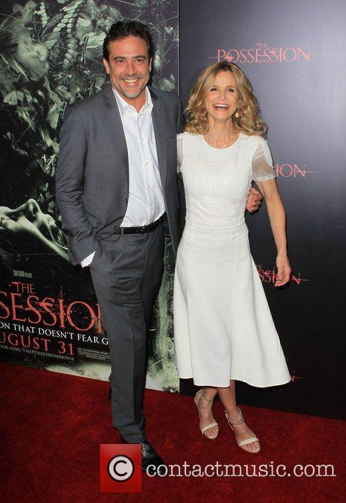 Jeffrey Dean Morgan, Kyra Sedgwick and Arclight Cinemas 1