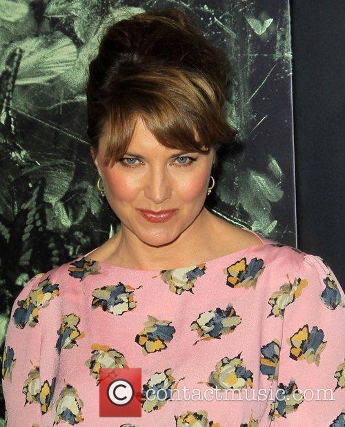 Lucy Lawless and Arclight Cinemas 1