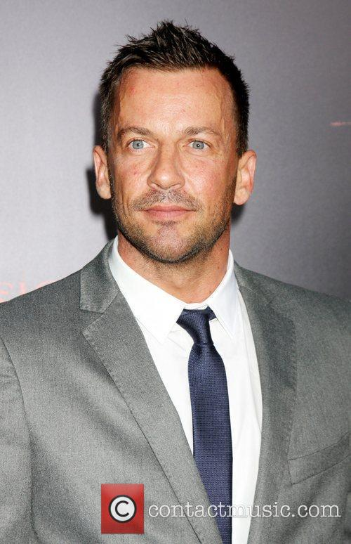 Craig Parker  The premiere of 'The Possession'...