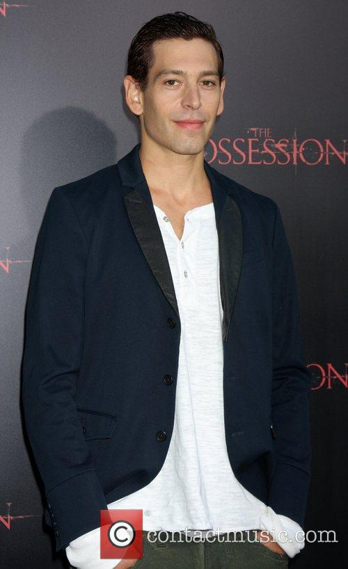 Matisyahu The premiere of 'The Possession' held at...
