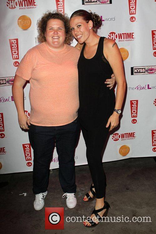 Fortune Feimster, Alyssa Berry 'The Real L Word':...
