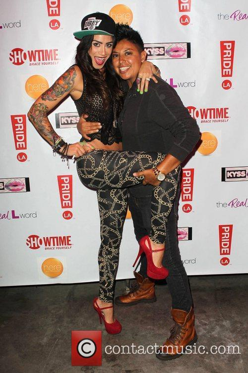 Sara Bettencourt, Mishelle HavinFun 'The Real L Word':...