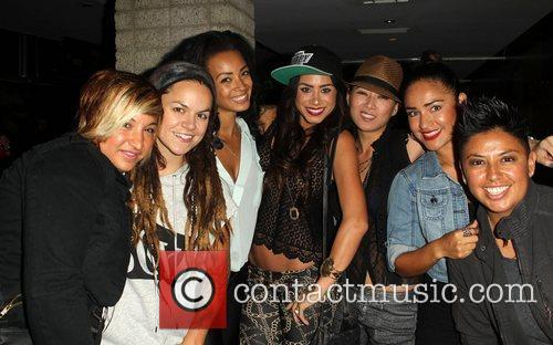 Sara Bettencourt, Whitney Mixter and Guests 'The Real...