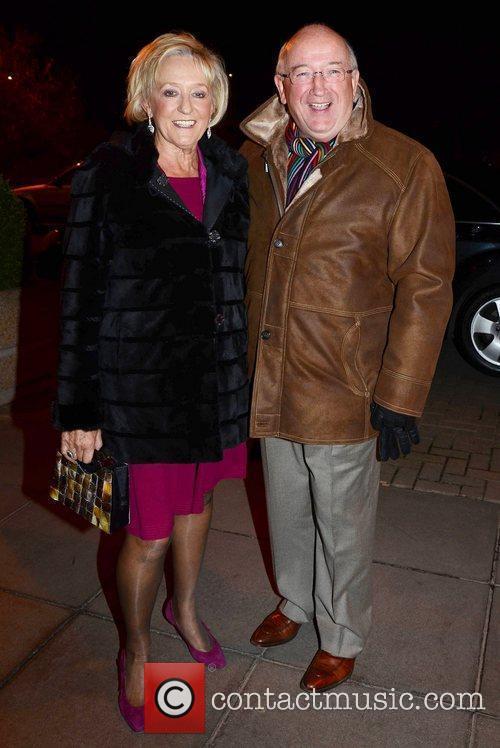 Mary O'Conor and her husband John O'Conor Celebrities...