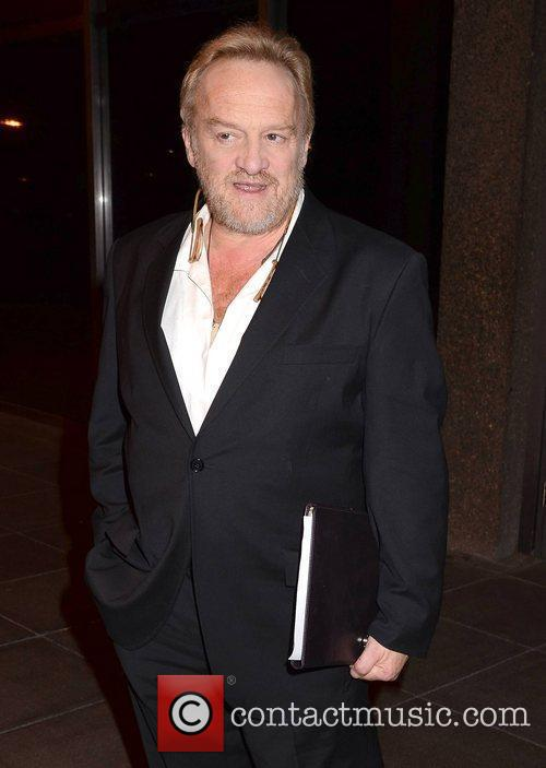 Antony Worrall Thompson outside the RTE studios after...