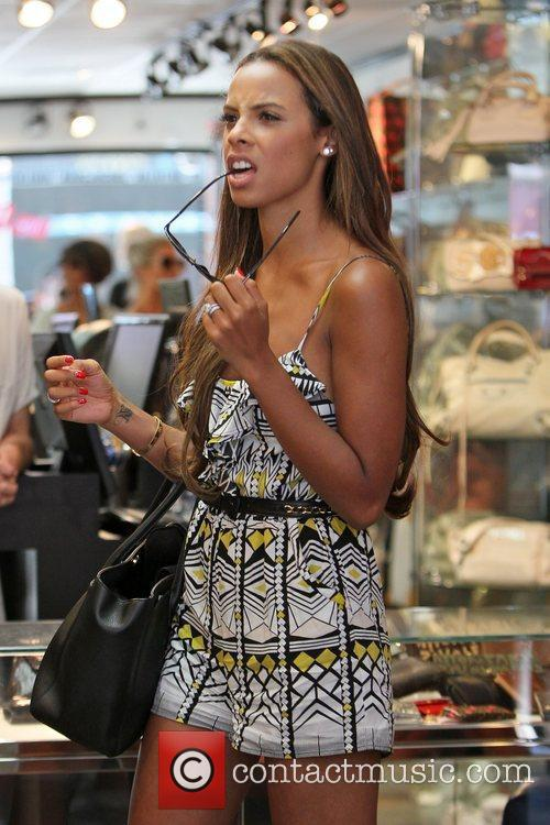 Rochelle Wiseman of The Saturdays seen at The...