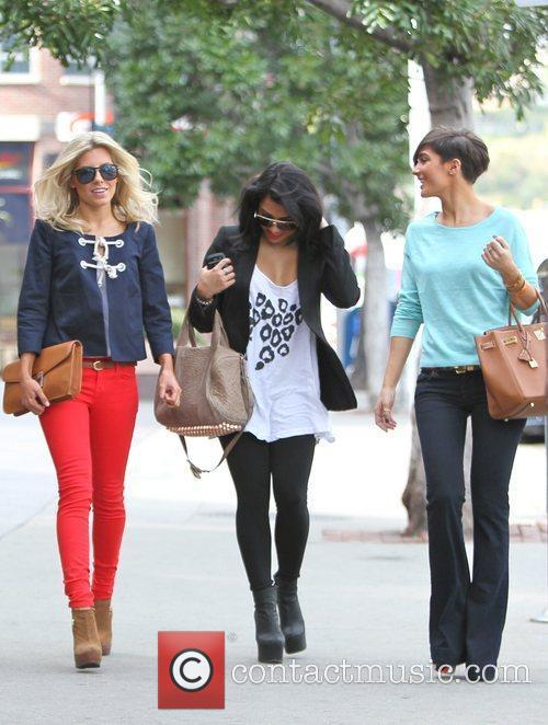 Rochelle Wiseman, Mollie King and Vanessa White 4