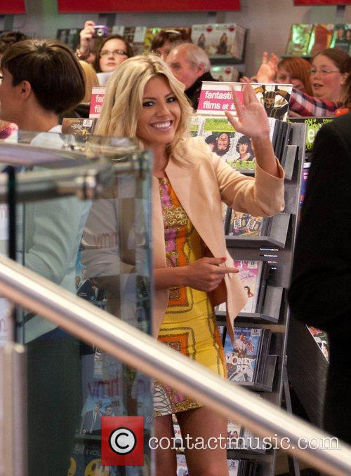 Mollie King, The Saturdays