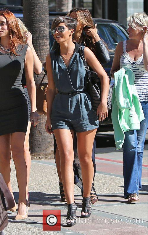 Frankie Sandford, Rochelle Humes and Una Healy 11