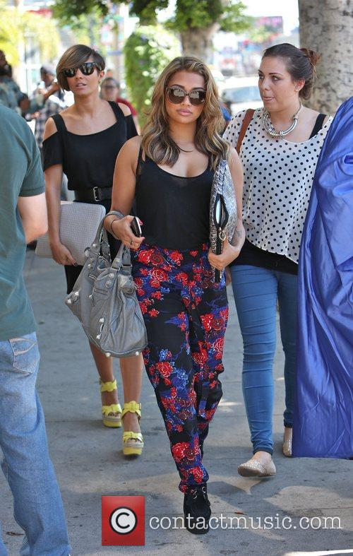Vanessa White and Frankie Sandford 2