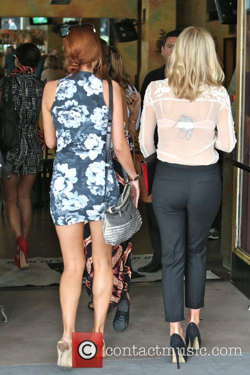 Una Healy and Mollie King 1