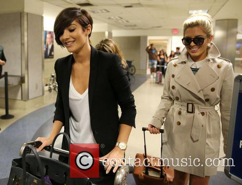 Una Healy, Vanessa White, Frankie Sandford and Mollie King 24
