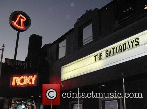 The Saturdays 13