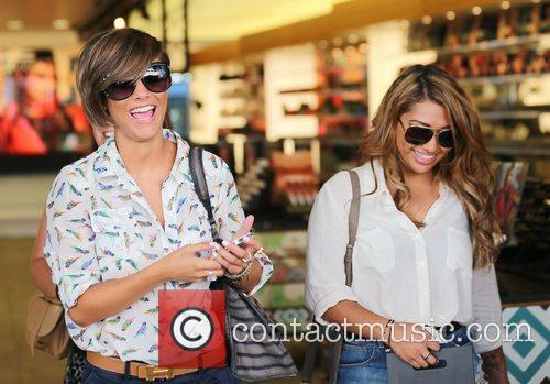 Frankie Sandford and Vanessa White 3