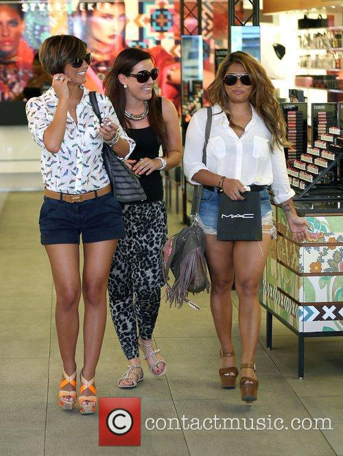 Frankie Sandford and Vanessa White 7