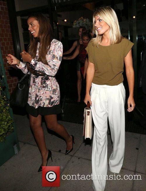 Rochelle Wiseman and Mollie King 2