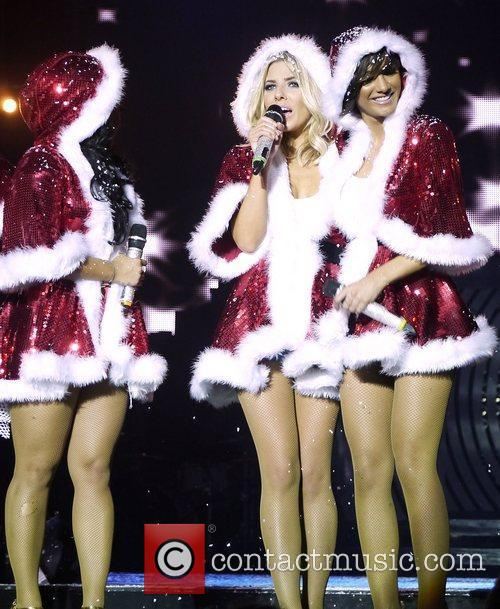 Mollie King and Bournemouth International Centre 3