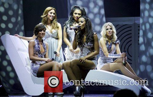 Rochelle Wiseman, Frankie Sandford, Mollie King, Una Healy, Vanessa White and Bournemouth International Centre 4