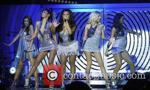 Rochelle Wiseman, Frankie Sandford, Mollie King, Una Healy, Vanessa White and Bournemouth International Centre 7