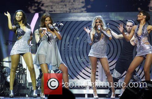Rochelle Wiseman, Frankie Sandford, Mollie King, Una Healy, Vanessa White and Bournemouth International Centre 8