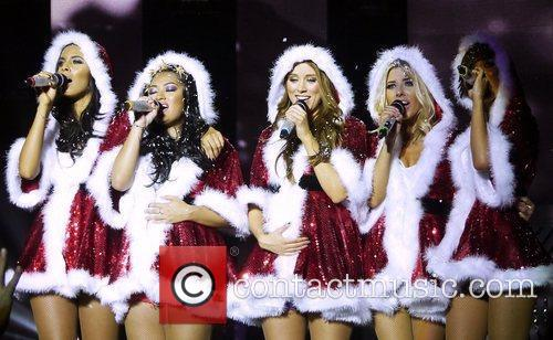Rochelle Wiseman, Frankie Sandford, Mollie King, Una Healy, Vanessa White and Bournemouth International Centre 5
