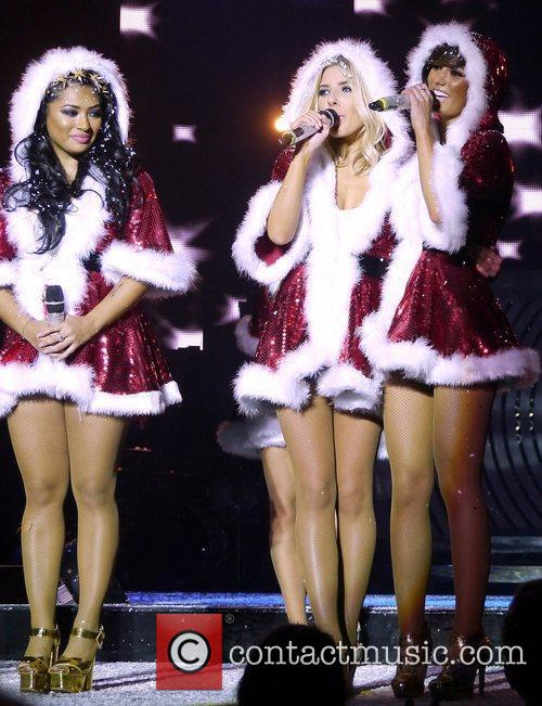 Vanessa White, Frankie Sandford, Mollie King and Bournemouth International Centre