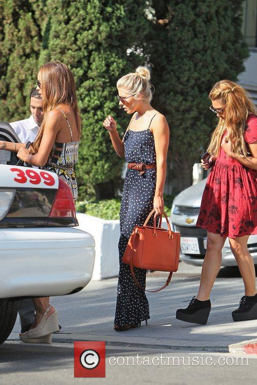 Rochelle Wiseman, Mollie King and Vanessa White 2
