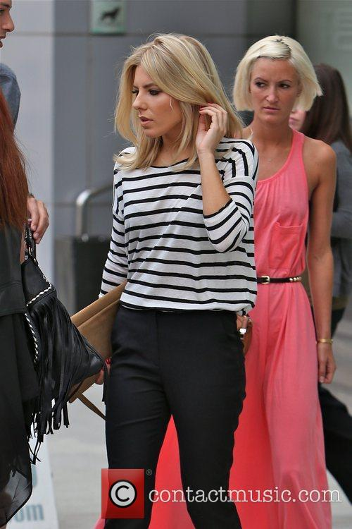 Mollie King, Frankie Sandford's and Victoria 4