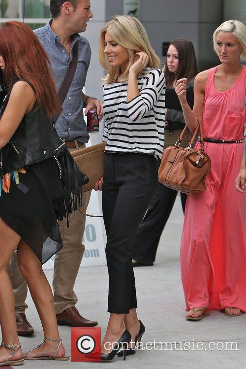 Mollie King, Frankie Sandford's and Victoria 8