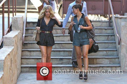 Mollie King and Frankie Sandford 5