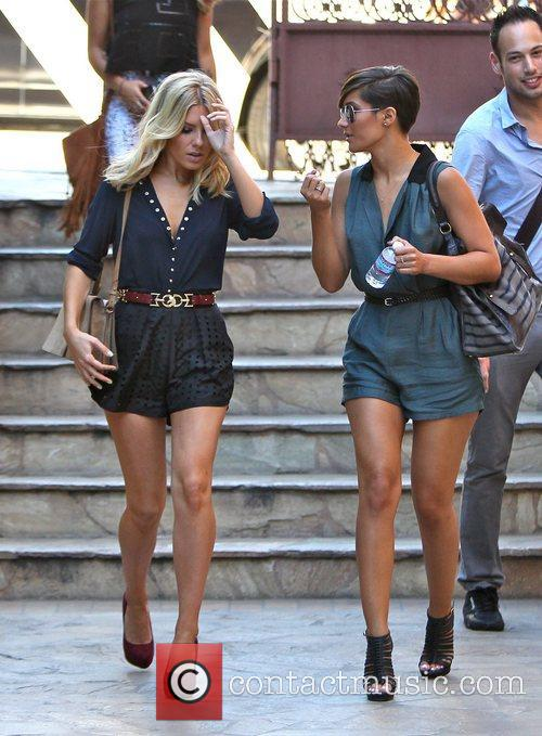 Mollie King and Frankie Sandford 1