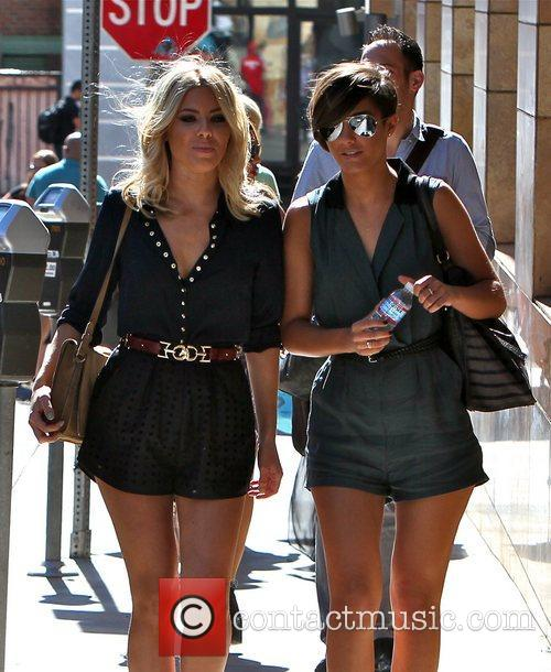 Mollie King and Frankie Sandford 10
