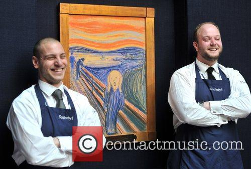Iconic masterpiece 'The Scream' by Edvard Munch goes...