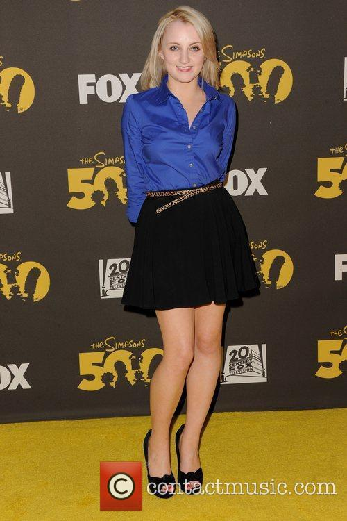 Evanna Lynch and Hollywood Roosevelt Hotel 2