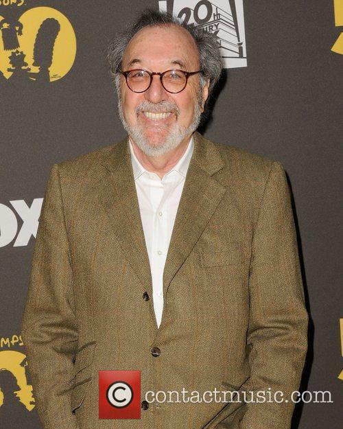 Producer James L. Brooks,  The Simpsons 500th...