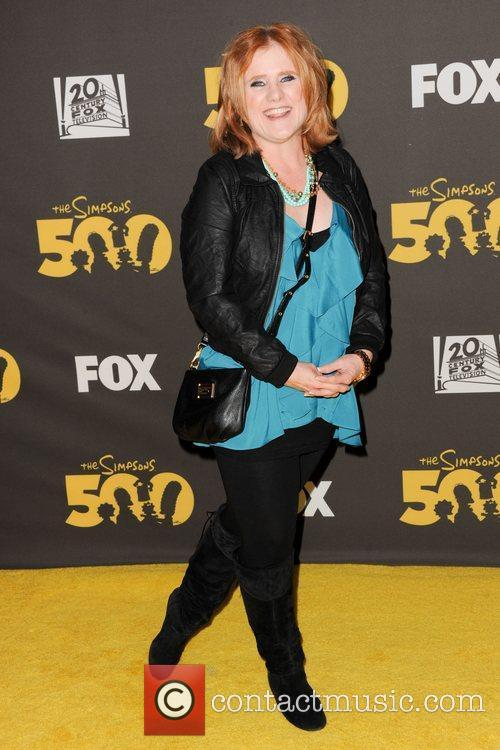 Nancy Cartwright and Hollywood Roosevelt Hotel 3
