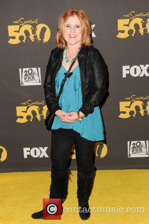 Nancy Cartwright and Hollywood Roosevelt Hotel 4